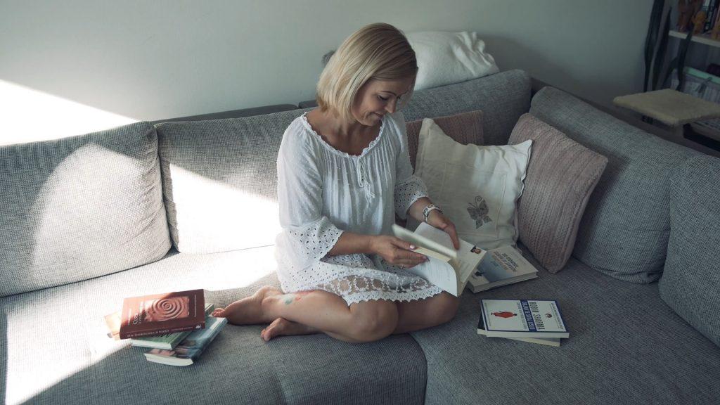 čítanie kníh